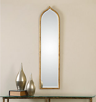 Uttermost Fedala Gold Mirror, , rollover