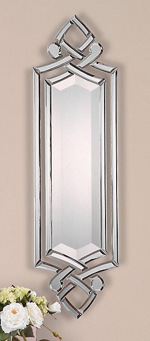 Uttermost Ginosa Beveled Mirror, , rollover