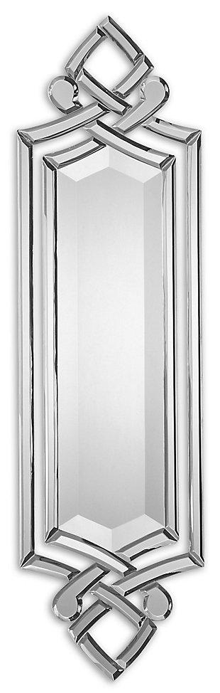 Uttermost Ginosa Beveled Mirror, , large