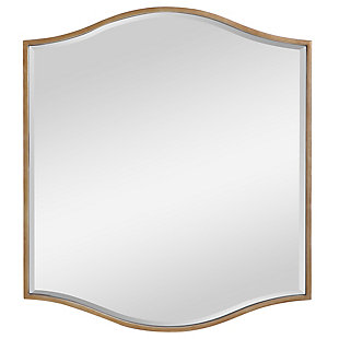 Uttermost Cerise Gold Mirror, , large