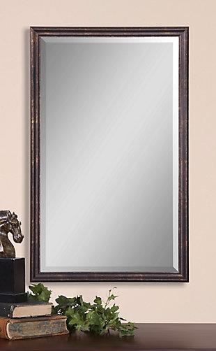 Uttermost Renzo Bronze Vanity Mirror, , rollover