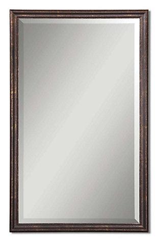 Uttermost Renzo Bronze Vanity Mirror, , large