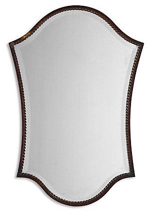 Uttermost Abra Bronze Vanity Mirror, , large