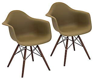 Lumisource Neo Flair Chair (Set of 2), , rollover