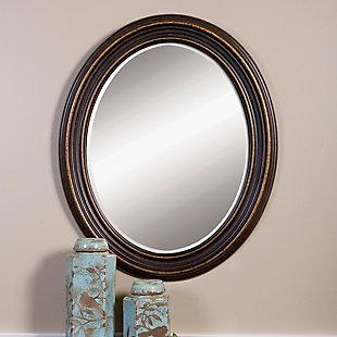 Uttermost Ovesca Oval Mirror, , rollover