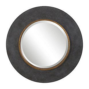 Uttermost Saul Round Mirror, , large