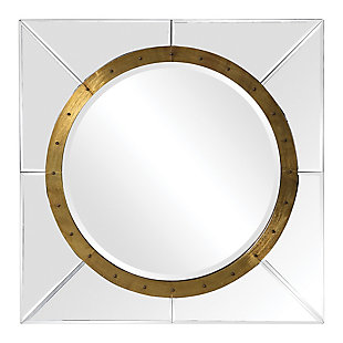 Uttermost Maya Square Mirror, , large