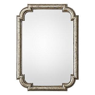 Uttermost Calanna Antique Silver Mirror, , large