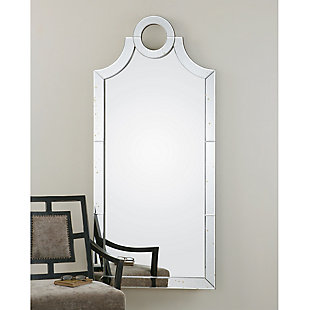 Uttermost Acacius Arched Mirror, , rollover