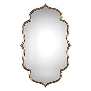 Uttermost Zina Gold Mirror, , large