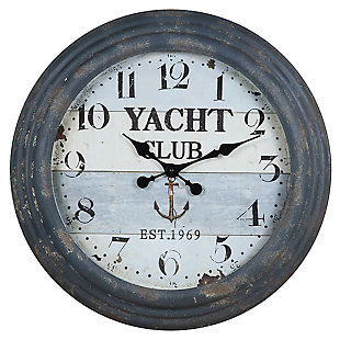 Home Accents Rowland Clock, , large