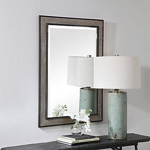 Uttermost Slater Rectangular Mirror, , rollover