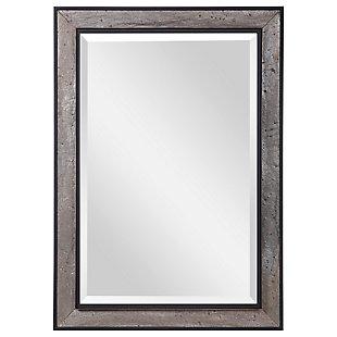 Uttermost Slater Rectangular Mirror, , large