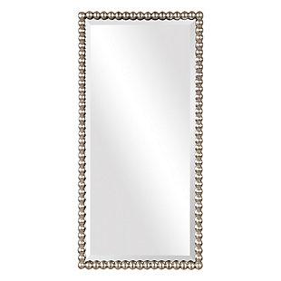 Uttermost Serna Antiqued Silver Mirror, , large