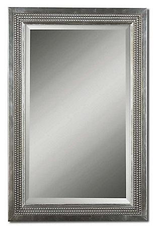 Uttermost Triple Beaded, Vanity Mirror, , large