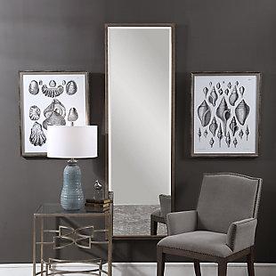 Uttermost Kian Wooden Dressing Mirror, , rollover