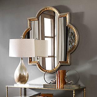 Uttermost Lourosa Gold Mirror, , rollover