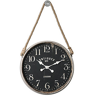 Uttermost Bartram Wall Clock, , large