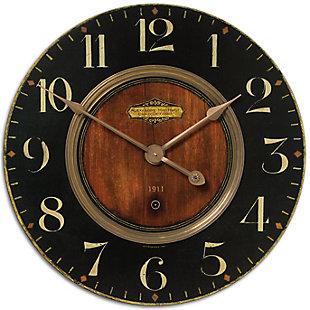 "Uttermost Alexandre Martinot 30"" Clock, , large"