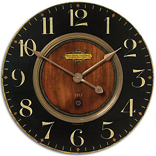 "Uttermost Alexandre Martinot 23"" Clock, , large"