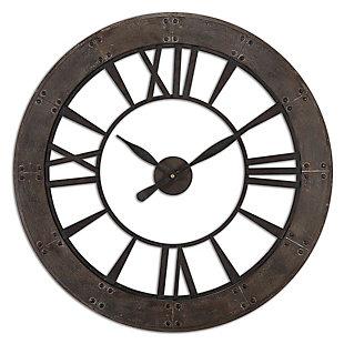 Uttermost Ronan Wall Clock, , large