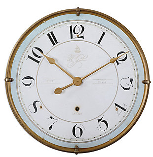 Uttermost Torriana Wall Clock, , large
