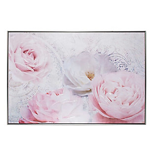 Gild Design House Perfect Peonies Hand Painted Giclee, , large