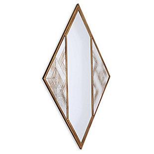 Gild Design House Selles Metal Wall Mirror, , rollover
