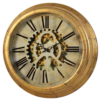 Ashley Accents Dabney Clock Home