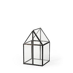 Sikes Small Glass Terrarium, , rollover