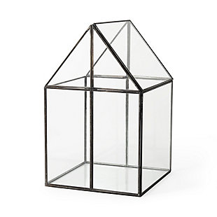 Sikes Large Glass Terrarium, , large