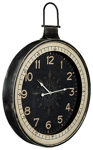 Home Accents Zocha Clock, , large