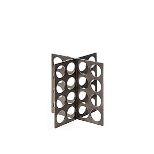Fletcher Small Gray Metal Abstract Decorative Object, , large