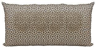 Modern Arabic Geometric Couture Pillow, , large