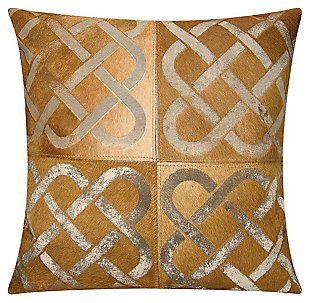Modern Infinity Square Pillow, , large