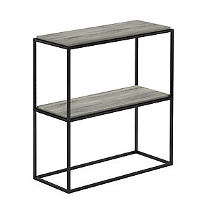 Furinno Moretti Modern Lifestyle Wide Stackable Shelf, , rollover