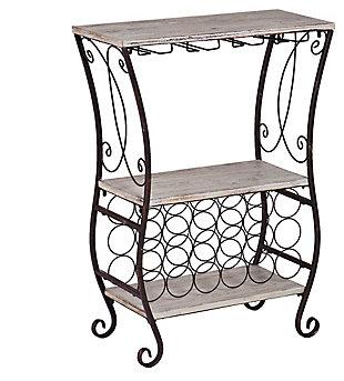 Jay Wine Storage Table, , large