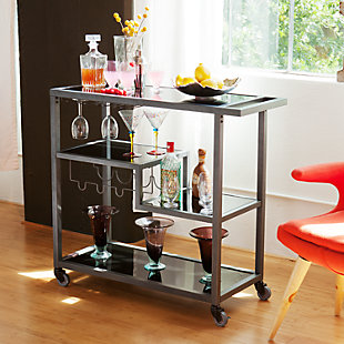 Zephs Bar Cart, , rollover