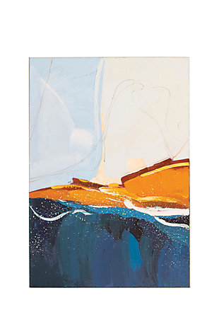 Kalalou Oil Painting - Abstract Landscape, , large