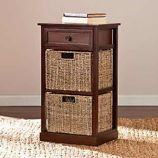 Kenton 2-Basket Storage Shelf, , rollover
