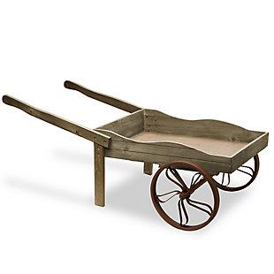 National Tree Company Garden Accents Garden Cart, , rollover