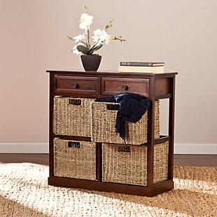 Kenton 4-Basket Storage Chest, , large