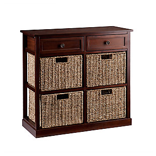 Kenton 4-Basket Storage Chest, , large