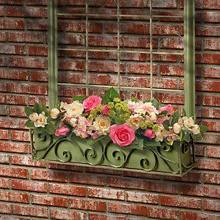 National Tree Company Garden Accents Decorative Plant Box, , rollover