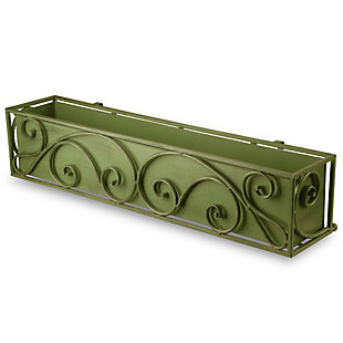National Tree Company Garden Accents Decorative Plant Box, , large