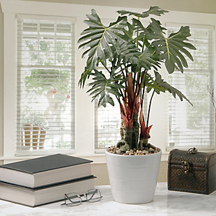 National Tree Company Garden Accents Philodendron Flower, , rollover