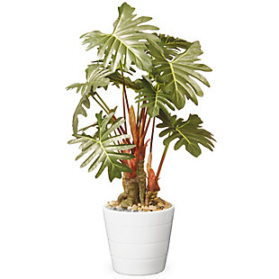 National Tree Company Garden Accents Philodendron Flower, , large