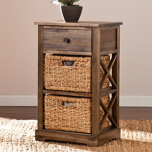 Jayton 2-Basket Storage Shelf, , rollover