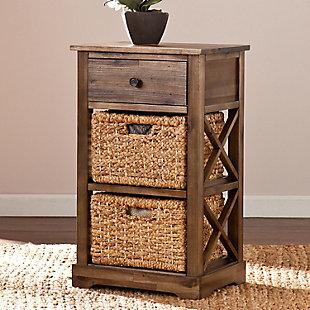 Jayton 2-Basket Storage Shelf, , rollover