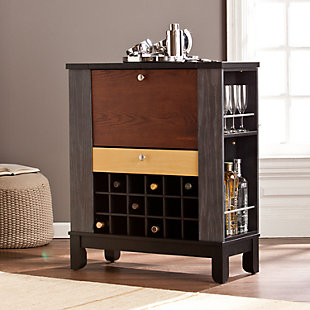 SEI Warren Wine/Bar Cabinet, , rollover